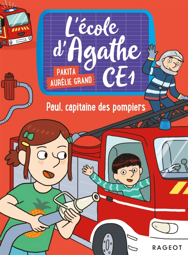 Paul capitaine des pompiers